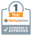 Reviews on Home Advisor